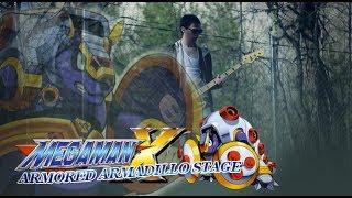 Mega Man X - Armored Armadillo Cover