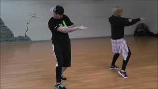 R Kelly   Legs Shakin - Choreography by Chris Chawi