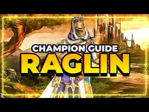 Raglin Champ Guide | Fully Maxed! | RAID Shadow Legends