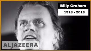 🇺🇸 World-renowned US evangelist Billy Graham passes away