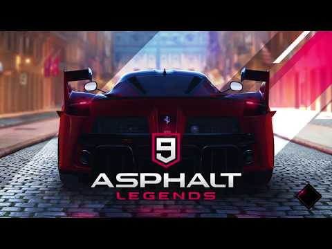 Download thumbnail for Asphalt 9: Legends update 1 0 ULTRA HD ON IOS