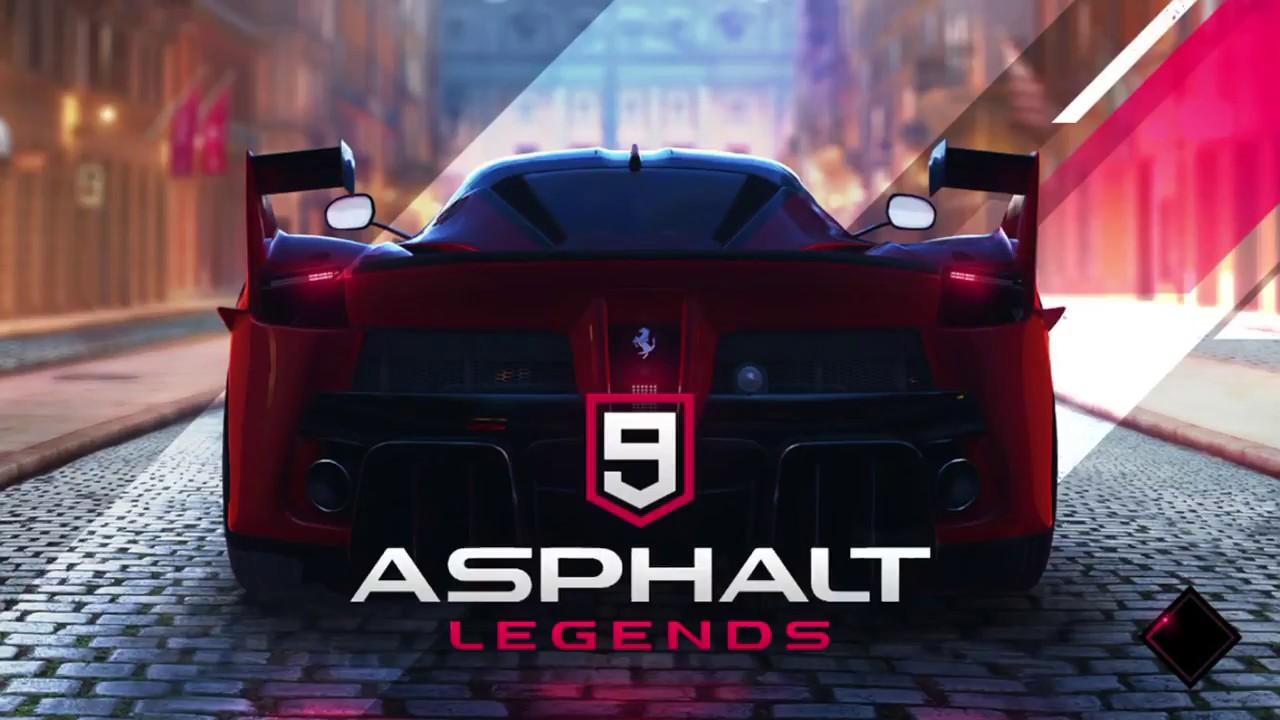 Download thumbnail for Asphalt 9: Legends update 1 0 ULTRA