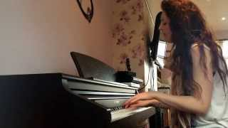 Cover Nobody to love - sigma - my version on the piano
