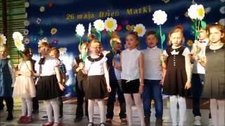 Dzień Matki w PSSP nr 5 w Krapkowicach, cz  2