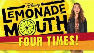 Lemonade Mouth - Quickfire Questions with Bridgit Mendler!