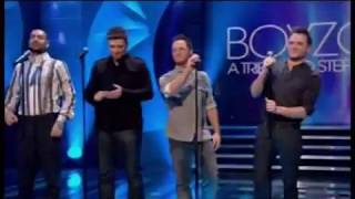 Boyzone & Westlife   No Matter What A tribute to Stephen Gately 2010