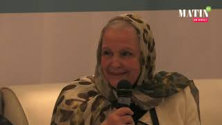 CCGM : « Valeurs, citoyenneté, confiance, déterminants du nouveau modèle de développement» : Intervention de Fatima Benkhadra Sbihi