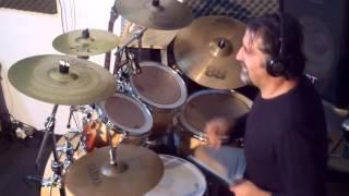 Joan Jett - I Love Rock'n'Roll (drum cover by Eusediu)