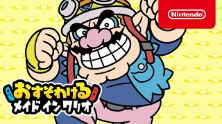 WarioWare: Get It Together! demo now available, overview trailer