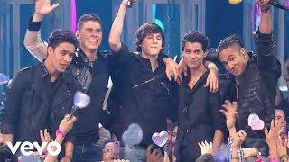 CNCO - Quisiera (Premios Juventud 2016)