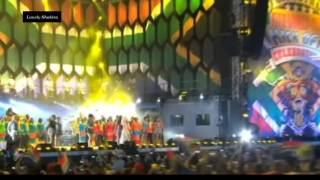 Shakira - Waka Waka (This Time For Africa) (live 2010) HD 0815007
