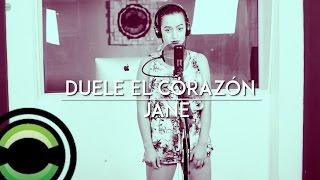 Enrique Iglesias - DUELE EL CORAZÓN - JANE (Bossa Cover)
