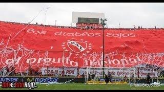 Independiente ( Loco tu forma de Ser -los decadentes)   Canciones de hinchadas - Canciones de Futbol