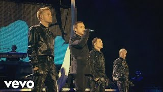 Westlife - Flying Without Wings (Live At Croke Park Stadium)