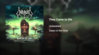 They Came to Die