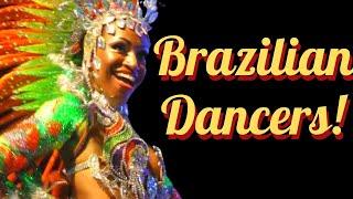 2 BRAZILIAN DANCERS: 2017 OFFICIAL RIO SAMBA DANCING PERFORMANCES