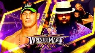 John Cena vs Bray Wyatt WrestleMania 30 Promo #4