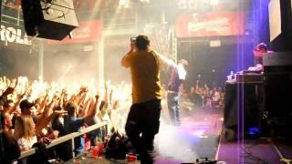 Junglist Unity 22/10/10 Dirtyphonics LIVE - Vandals HD