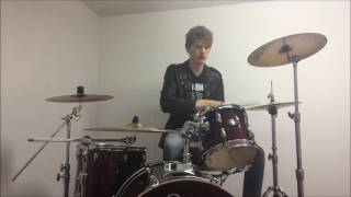 Ramones - Blitzkrieg Bop (Drum Cover)
