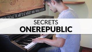 OneRepublic - Secrets | Piano Cover