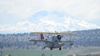 Rare!!! Grumman J2F-6 Duck [N3960C] Takeoff From MDJ