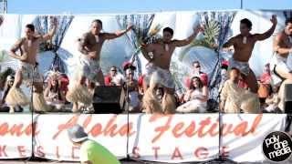 Arizona Aloha Festival 2014: Tausala Boys Otea