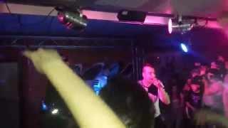 Mostro ft. Sercho - non perderò (live barrio's)
