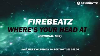 Firebeatz - Wheres Your Head At (Teaser)