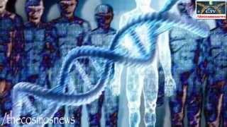 Alien Code Found in Human DNA