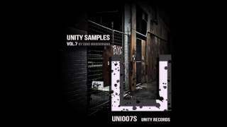 """New SAMPLE PACK - OUT NOW! """"Unity samples Vol.7 by Dino Maggiorana"""""""