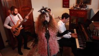 Kick Jazz Train - Grenade (Postmodern Jukebox cover)