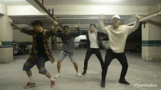 Kakaiba - Ex Battalion ft. JRoa & Skusta Clee #DANCEChallenge #TeamPositive
