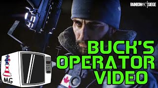 Buck's Operator Video - Rainbow Six Siege