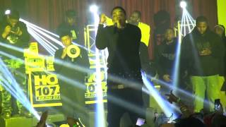 Kevin Gates (Live Performance) Out the Mud