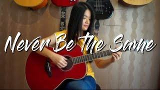 (Camila Cabello) Never Be the Same - Josephine Alexandra | Fingerstyle Guitar Cover