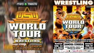 WSW WORLD TOUR PROMO : SAMORA CORREIA