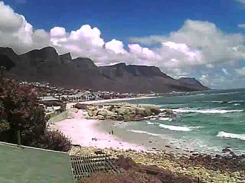 Timelapse Video – Glen Beach & Camps Bay – 29/10/2011