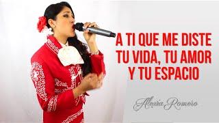 Señora Señora | Denise de Kalafe | Alexia Romero (cover) Con Letra