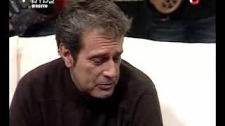 """Adolfo fala sobre os """"Anos Loucos"""" de Mão Morta / Pedro Fernandes / 5 Para a Meia Noite"""