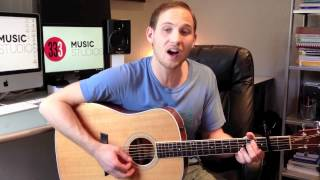 You Are Good -Acoustic Tutorial | Guitar Lessons