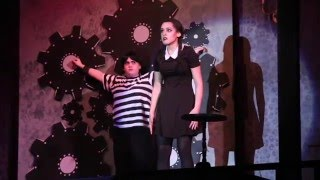 "THE ADDAMS FAMILY - ""Pulled"" (Starring Sofia Deler as Wednesday Addams)"