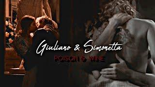 Giuliano & Simonetta [Medici] || Poison & Wine