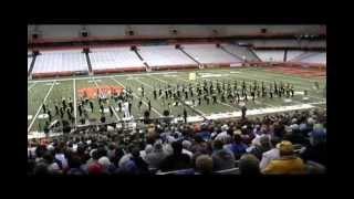 2007 - Medina Mustang Marching Band @ Dome