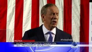D'Latinos Noticias Edición Nacional 11pm (Mayo 28 de 2015)