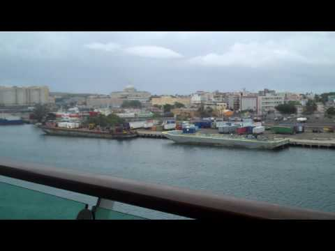 San Juan from our balcony on Adventure.MP4
