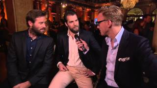 Henry Cavill & Armie Hammer Interview - The Man From U.N.C.L.E