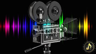 Cinema Projector Run Sound ~ Movie Sound Effects