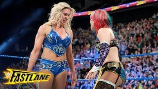 Asuka comes face-to-face with Charlotte Flair: WWE Fastlane 2018 (WWE Network Exclusive)