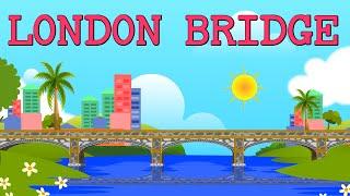 London Bridge is Falling Down : Nursery Rhyme For Children