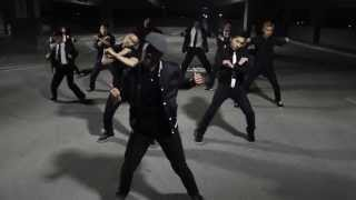 Scary Monsters and Nice Sprites (Zedd Remix) - Skrillex | Kris Kehasukjaren | Sodium Dance Company